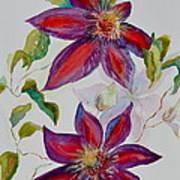 In Grandpa's Garden Art Print