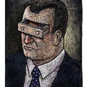 In His Mind Art Print