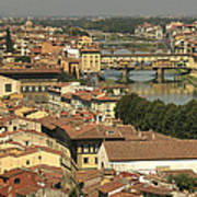 In Love With Firenze - 1 Art Print