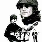 In My Life  John Lennon Art Print