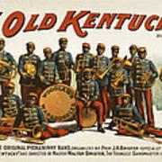 In Old Kentucky Art Print
