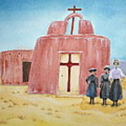 In Old New Mexico II Art Print