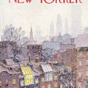 New Yorker March 2, 1968 Art Print