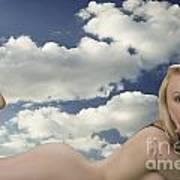 In The Cloud 1082 .02 Art Print