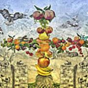 In The Garde Of Eden Art Print