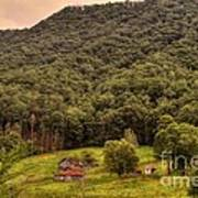 In The Hills Of Virginia Art Print