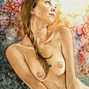 In The Light Art Print
