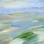 In The Open Art Print by Tanya Byrd