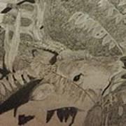 In The Sumac Art Print