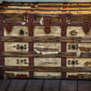 In This Old Chest Art Print