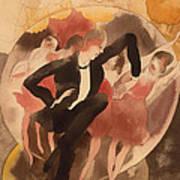 In Vaudeville Art Print