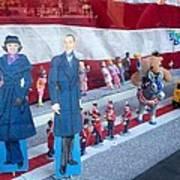 Inauguration Parade 2013 Art Print