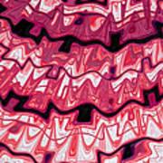 Incan Pattern Art Print