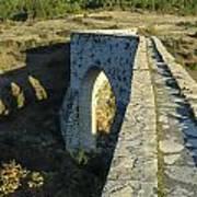 Incekaya Aqueduct Art Print