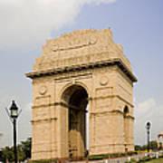 India Gate, New Delhi, India Art Print