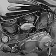 Indian Engine Art Print