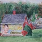 Indian Valley Farm Art Print