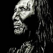 Indian Warrior Art Print