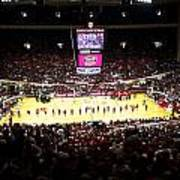 Indiana Hoosiers Assembly Hall Art Print