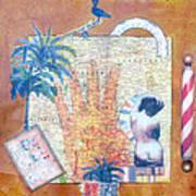 Inept Love Letter Art Print