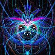 Infinite Heart Art Print