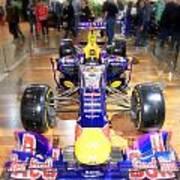 Infiniti Red Bull Formula One Racing Car  Art Print