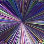 Infinity Abstract Art Print