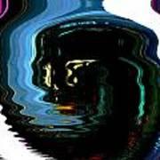 Infinity Jar Drink Me Art Print