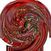 Infinity Mask 2 Art Print