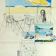 Inge Dua Art Print