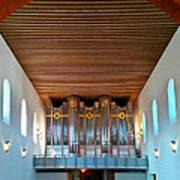 Ingelheim Organ Art Print