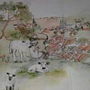 Inges Netherland Album Art Print