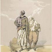 Inhabitants Of Mooltan (aka  Multan) - Art Print