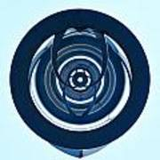 Inner Circles Art Print