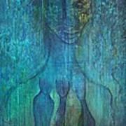 Inner Guidance Art Print by Indigo Carlton