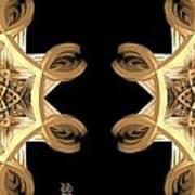 Inner Response - Stereogram Art Print