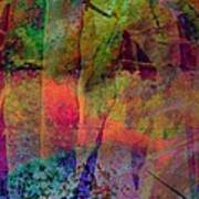 Inside Autumn Print by Shirley Sirois
