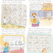 'inside One's Memory Bank' Art Print