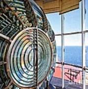 Inside The Lighthouse Art Print