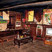 Inside Tibetan House Art Print