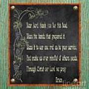 Inspirational Chalkboard-d2 Art Print