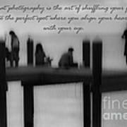 Inspirational  Photography Art Print