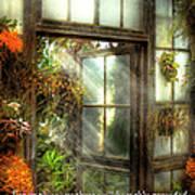 Inspirational - The Door To Paradise - Peter 1-11 Art Print
