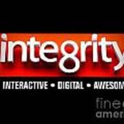 Integrity Art Print