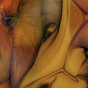 Intensity In Glass Art Print