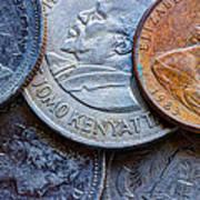 International Coins Art Print