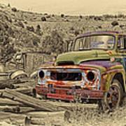 International Colors Art Print by Robert Jensen