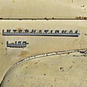 International L-120 Series Art Print