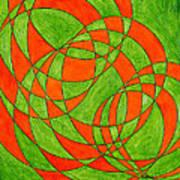 Intersection, No. 1 Art Print