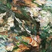 Into The Canyon Art Print